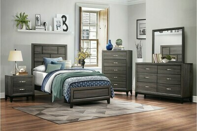 1645T Youth Davi Collection Twin Bed
