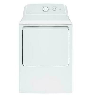 Hotpoint HTX24EASKWS 6.2 cu. ft  Electric Dryer