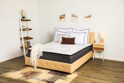 8520 Full Size Broadway Pillow Top Mattress
