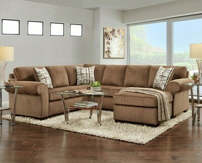 3051 Sectional Silverton Coffee Sectional