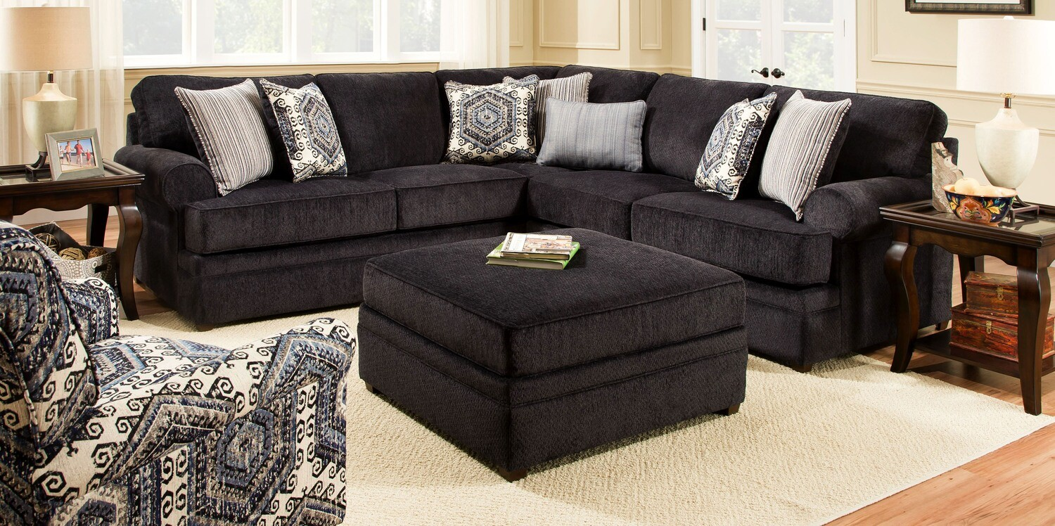 8530 Bellmy Slate Sectional