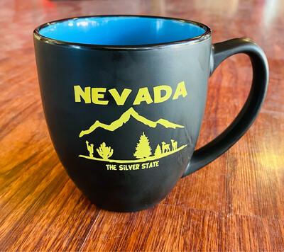 Silver State Coffee Mug