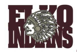 Elko Indians Hoodie