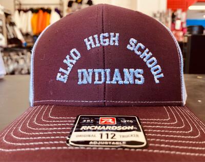 Elko Indians Hat