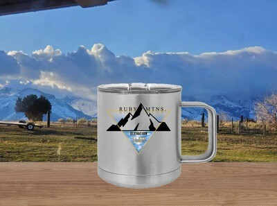 Nevada Souvenir Camp Cups