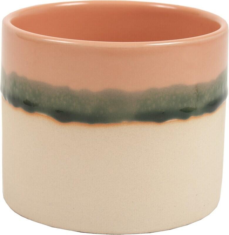 """4"""" Sunset Ceramic"""