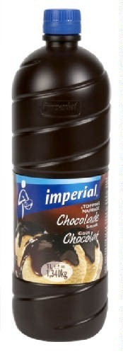 Topping chocolade 1 L Imperial