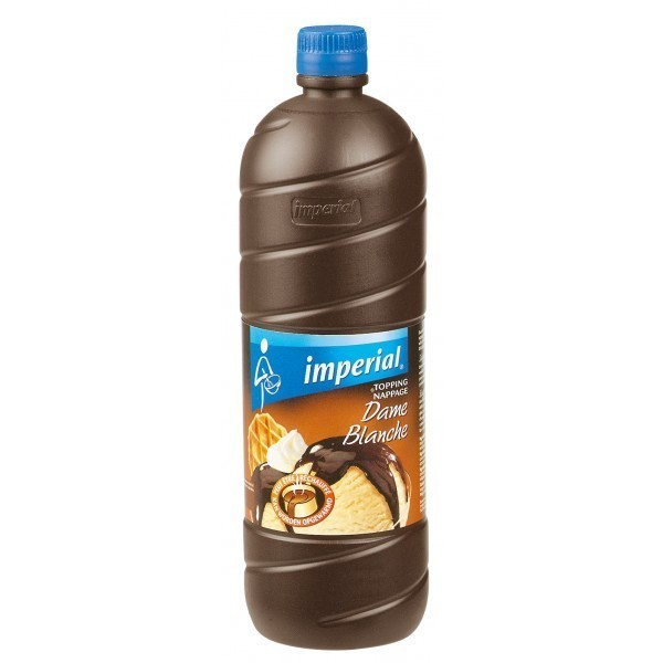 Topping dame blanche 1 L Imperial