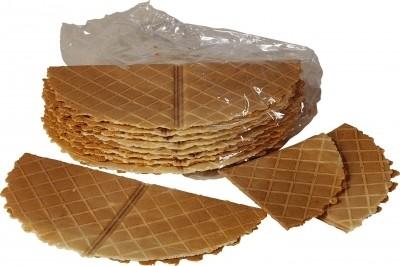 Waaier artisanaal 6 x 36 st koekjes