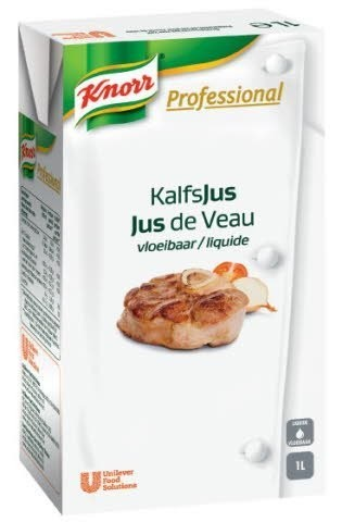 Gebonden kalfjus kant&klaar Knorr