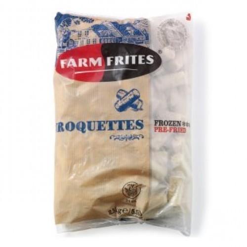Aardappelkroketten 2.5 kg FF