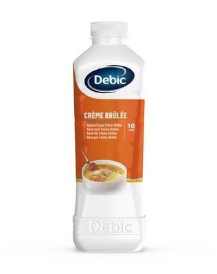 Crème Brûlée 1 l  Debic
