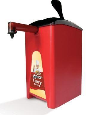 BIB. tomaten ketchup 2 x 5 kg