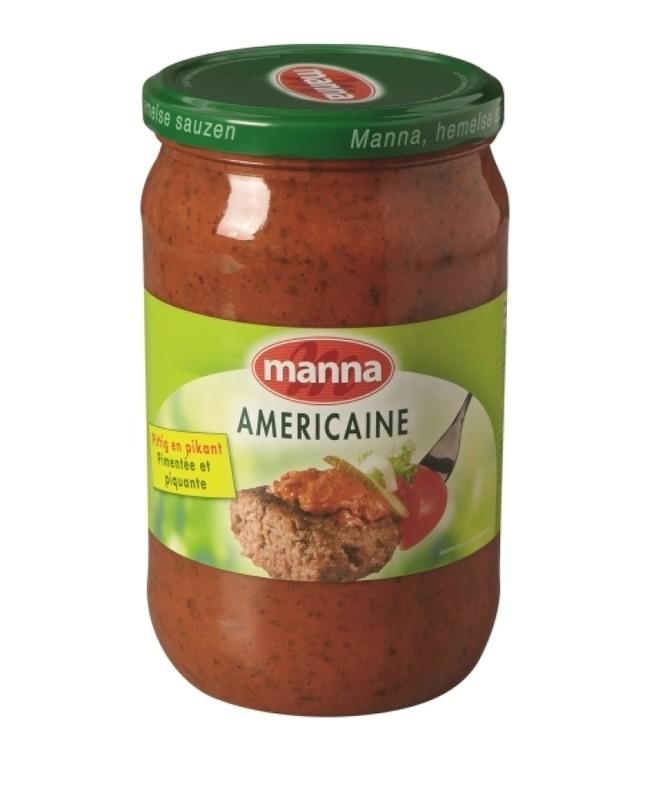 Americain 2 L manna glas
