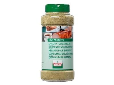 Barbequekruid met zout verstegen 900 gr