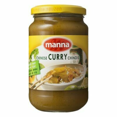 Chinese curry 690 ml Manna