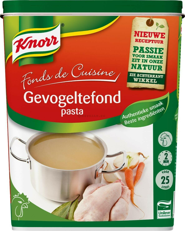 Gevogelte fond 1 kg Knorr