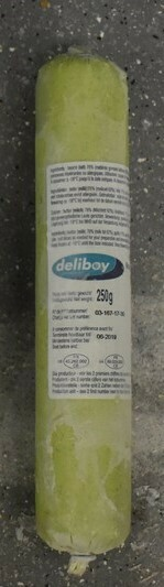 Kruidenboter 250 g/rol diepgevroren