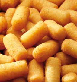 Mini aardappelkroketten 1.5 kg McCain