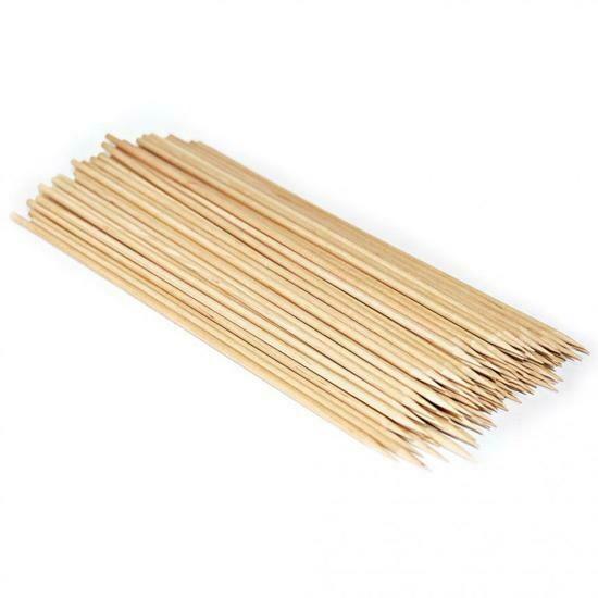 Satestokjes bamboe 30 cm 100 st