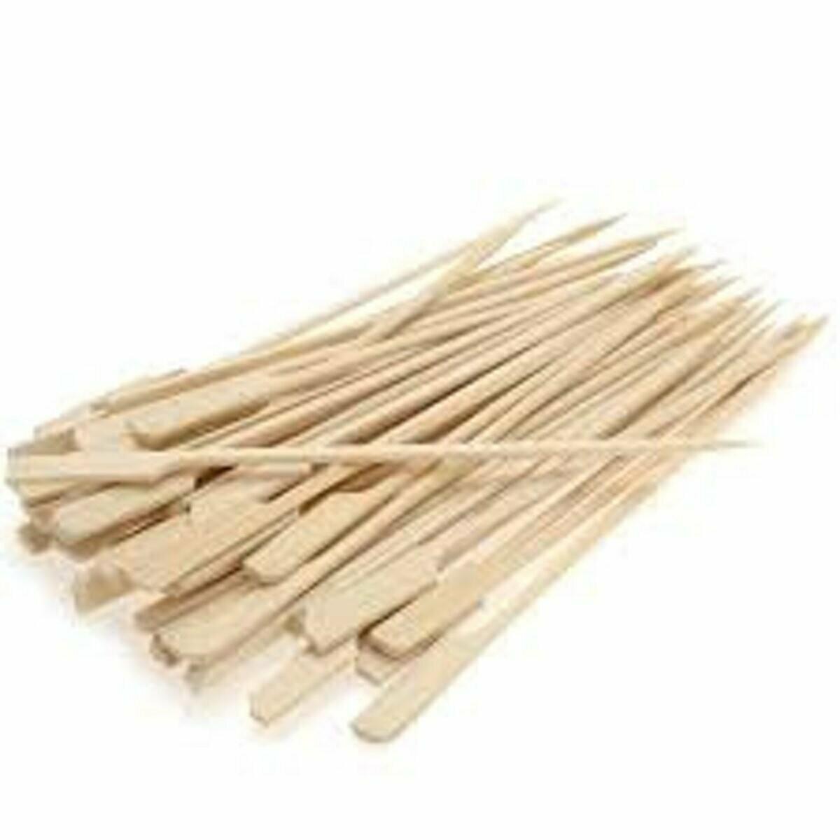 Satestokjes bamboe 15 cm 200 st