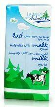 Halfvolle melk 1L Bric