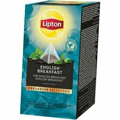 Thee English Breakfast pyramide 25st Lipton