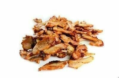 kebabreepjes gevogelte 750 gr