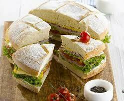 Brood tafelbonk 640 gr