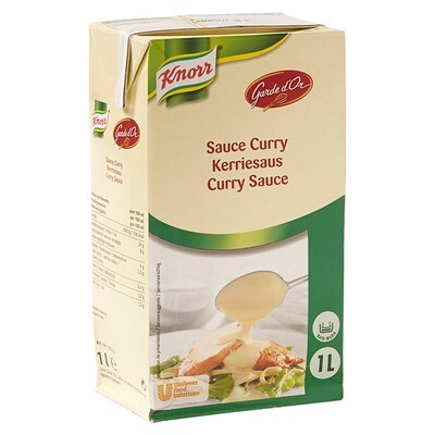 Currysaus kant&klaar Garde d'Or 1L