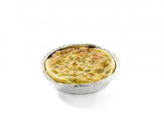 Mini quiche prei en spek 6st