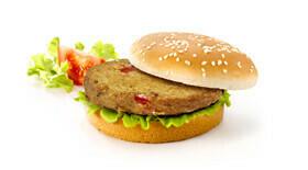 Vegi-burger 6 st