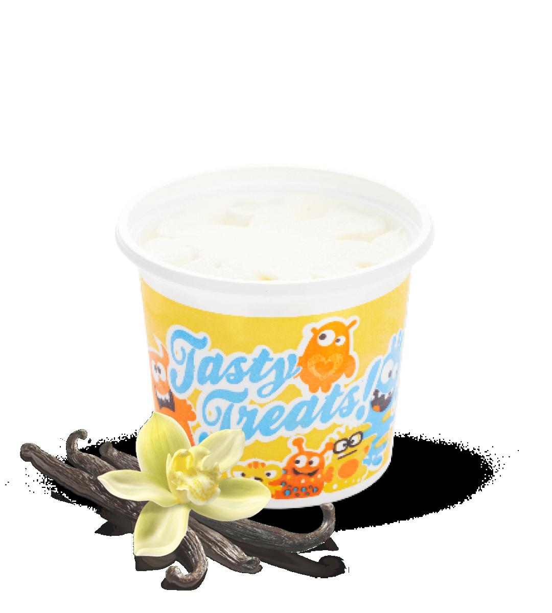 Beker vanille 12 x 120 ml