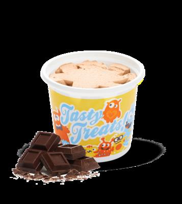 Beker chocolade 12 x 120ml