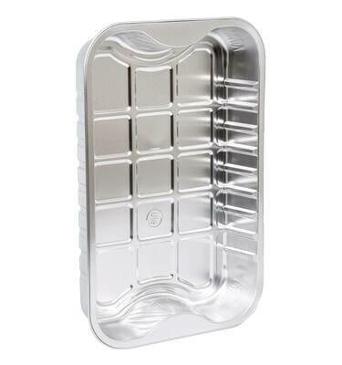 Aluminium steppengras bak 100st