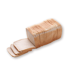 Toastbrood 800g