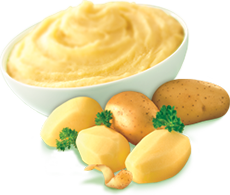 Puree Farm Mash 2,5kg FarmFrites