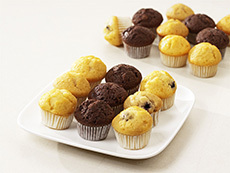 Mini muffins mix 15st