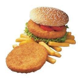 Fishburger 24 x 85 gr MORA