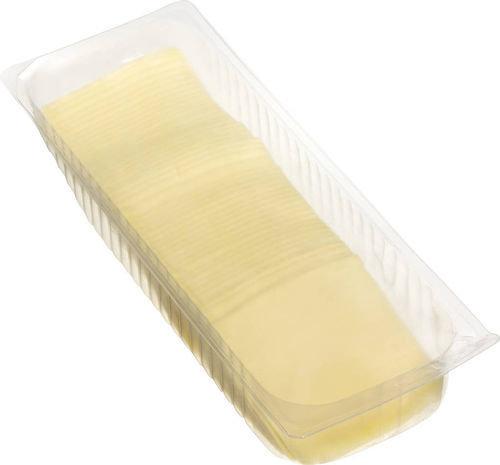 Foliekaas gesneden 10x10/50 plakjes 1kg