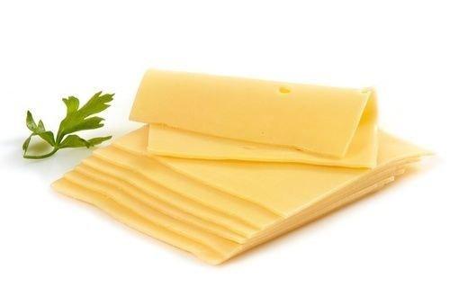Voorgesneden belegen kaas schijfjes 1 kg