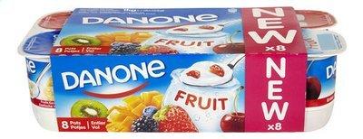 Fruityoghurt Danone 125gr