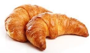 Croissant gebogen 48 x 70 g 1790 Pastridor