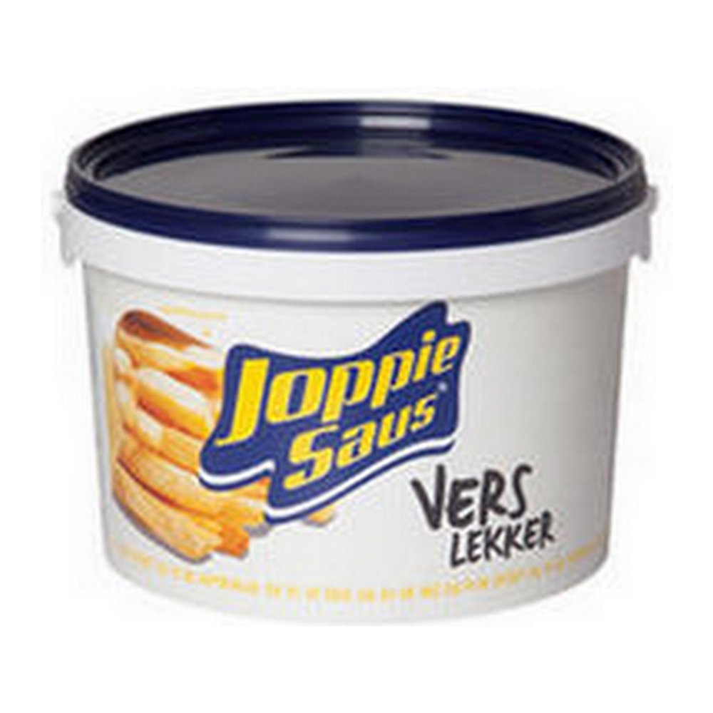 Joppie saus 2.5 L