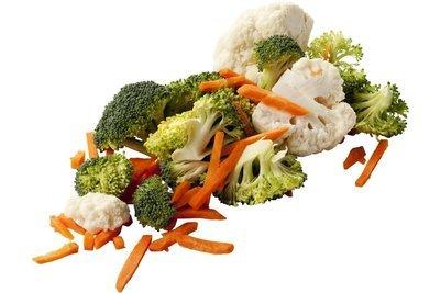 Groentereepjes + broccoli 1 kg