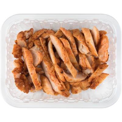 Halal voorgebakken kipreepjes 2.5 kg