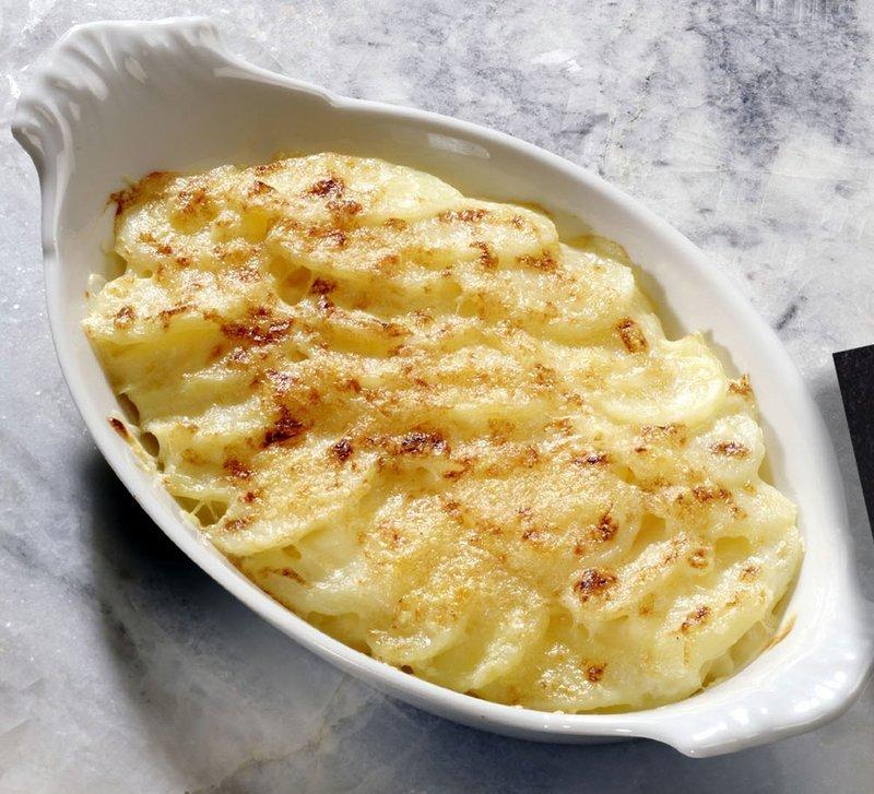 Aardappelgratin 2kg /zak ff VERS