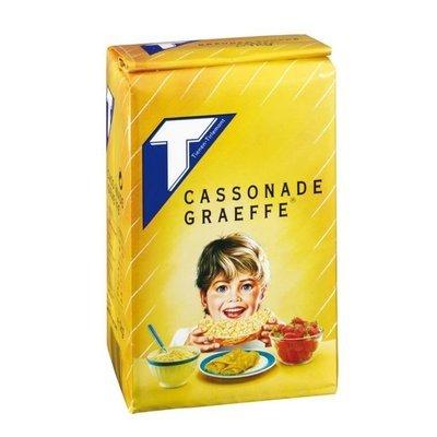 Cassonade graeffe 1 kg