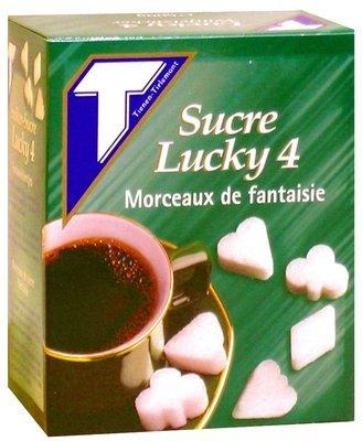 Lucky 4 suikerklontje 500 gr