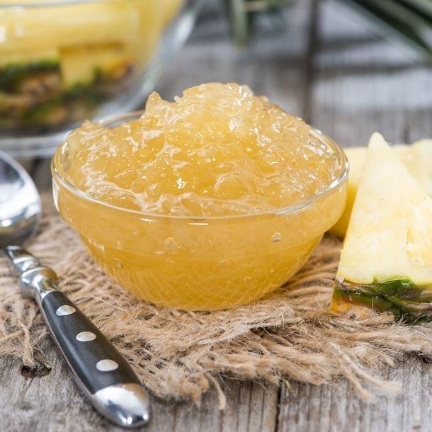 Ananas puree 1 kg